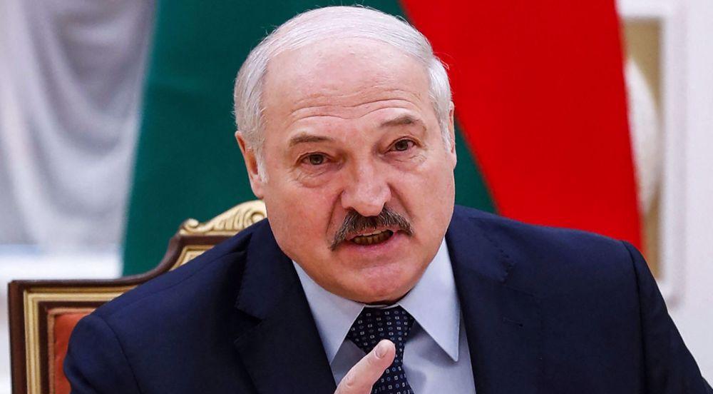 Belarus blasts new Western sanctions as 'declaration of economic war'