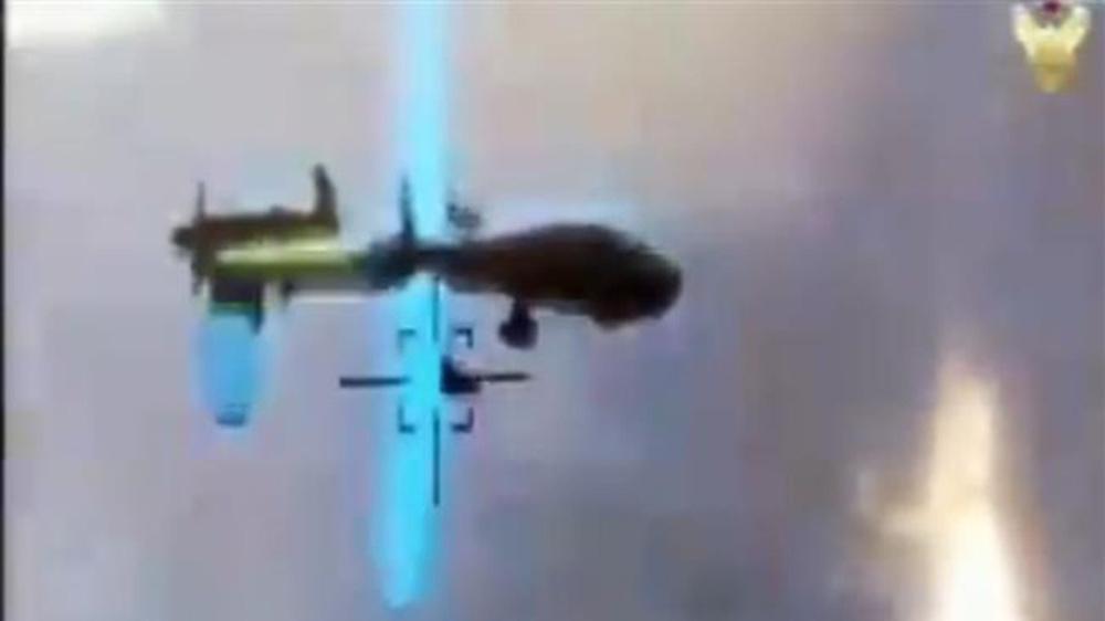 "Drones syriens ""frappent"" Israël!"