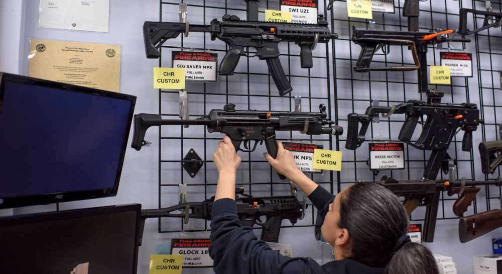 US Gun Crisis