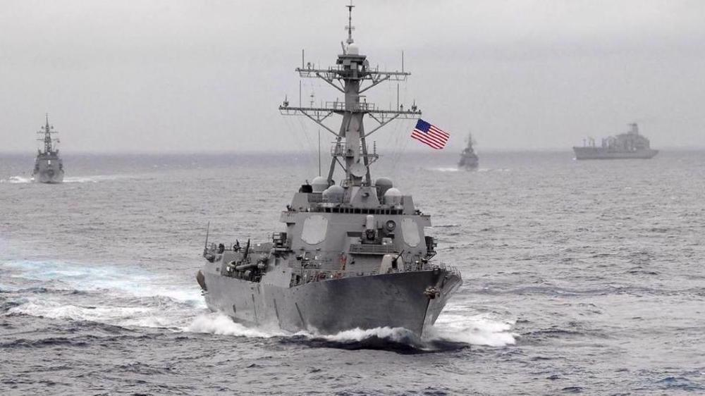 Russia says UK should investigate Royal Navy ship's 'dangerous' maneuvering
