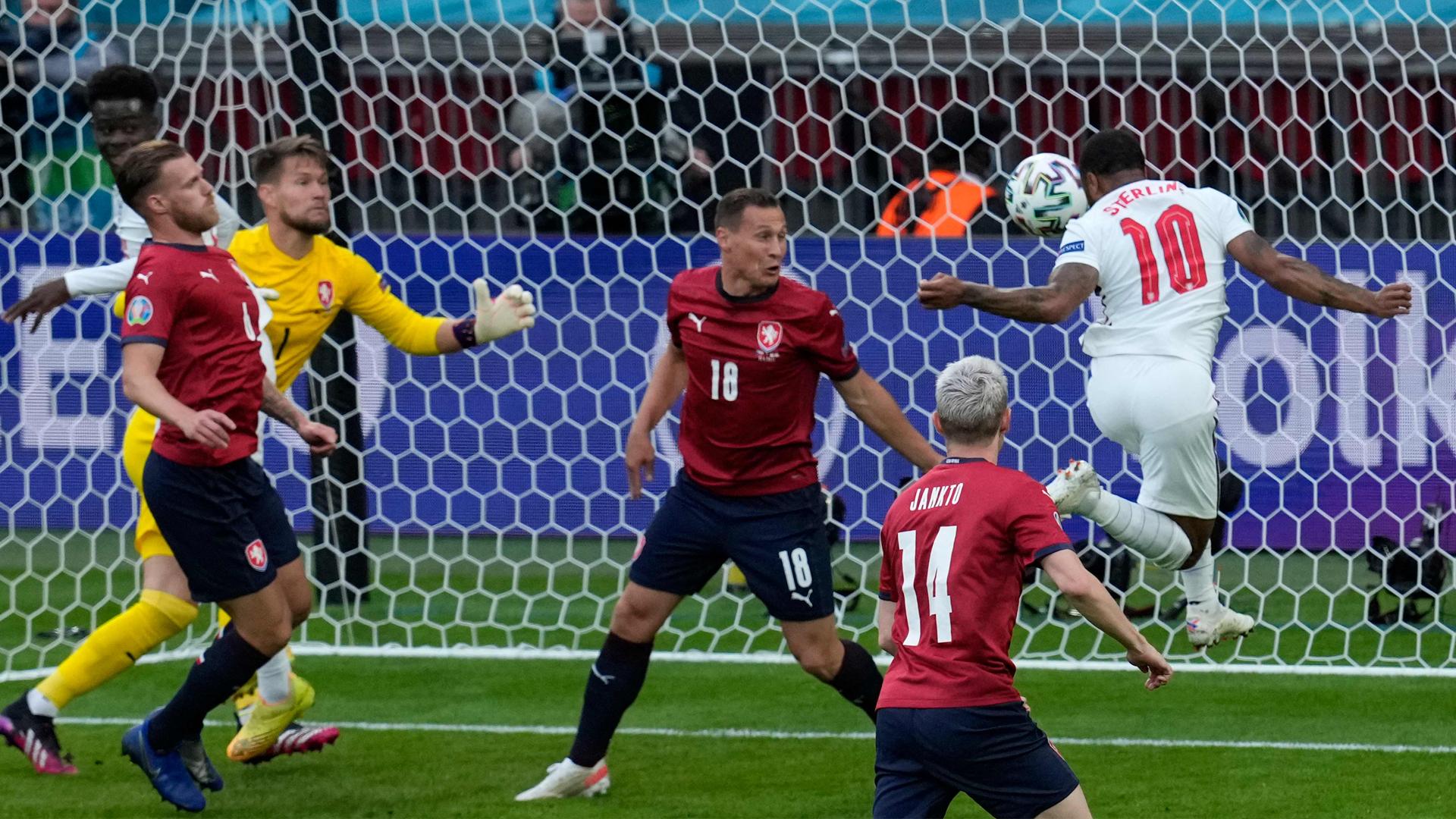 Euro 2020: England 1-0 Czech Republic