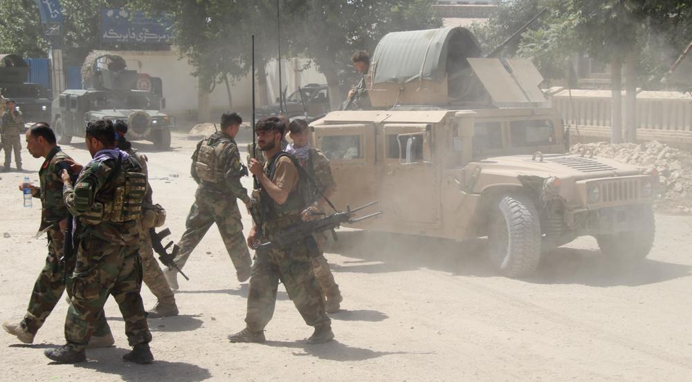Iran urges UN to help facilitate peace process among Afghan groups