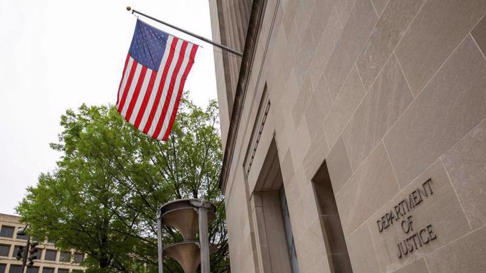 US Justice Dept.: Iranian news websites blocked for violating sanctions