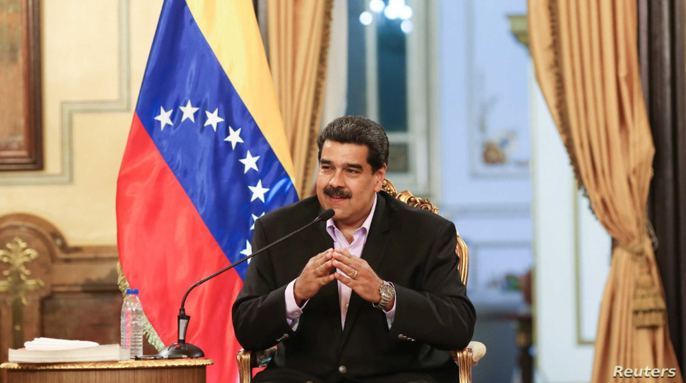 Maduro: Iran, Venezuela seek closer cooperation in fight against imperial aggression