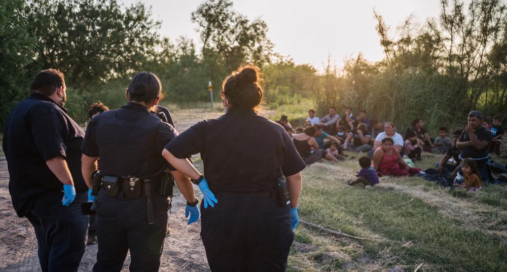 Texas governor slams Biden's immigration policies as VP Harris announces first border visit