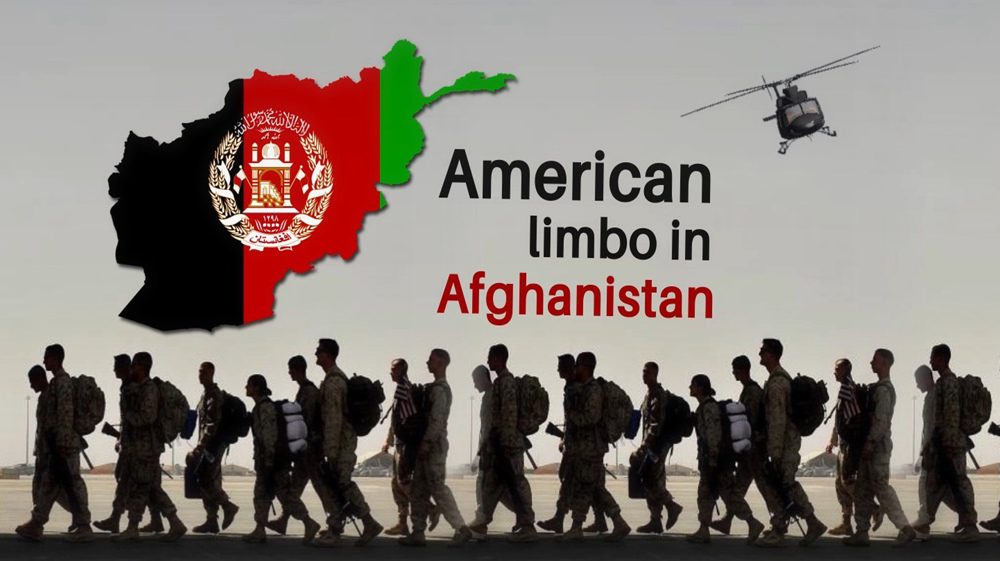 American limbo in Afghanistan