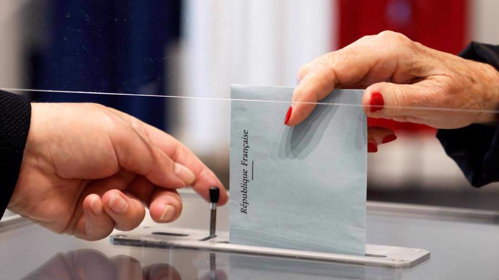 Turnout low as France votes in new Macron, Le Pen test