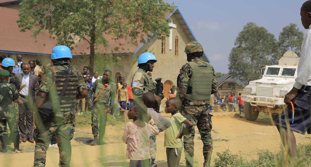 Curfew declared in DR Congo city after weekend bombings