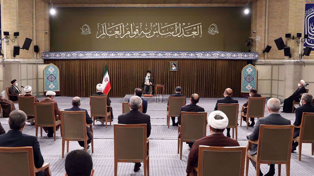 Leader slams West for hosting terrorists while claiming to champion human rights