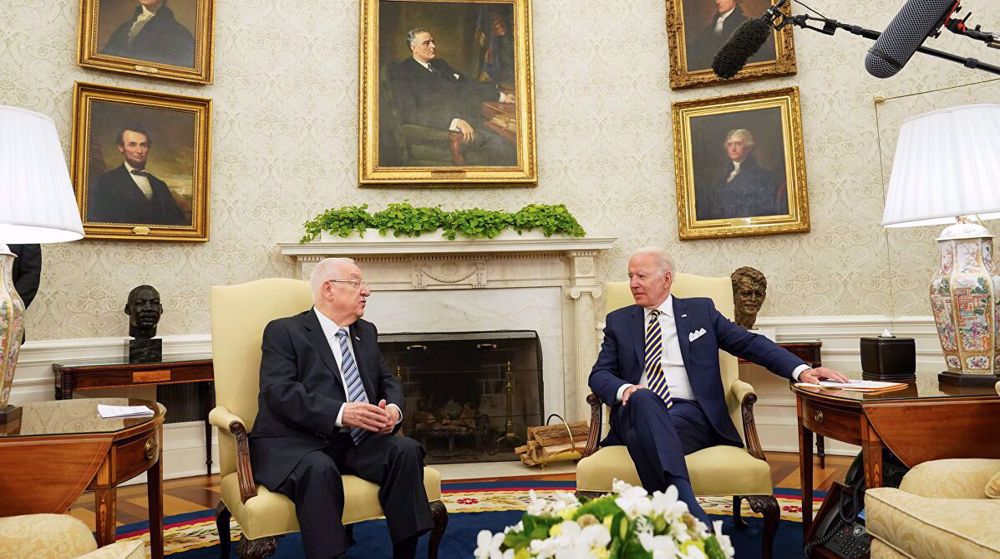 Fearing waning US role in Mideast, Israel warns Biden of Arab détente with Iran