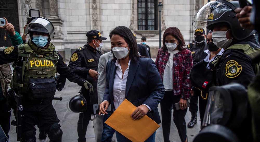 Peru: Fujimori requests international vote audit as new post-election maneuver