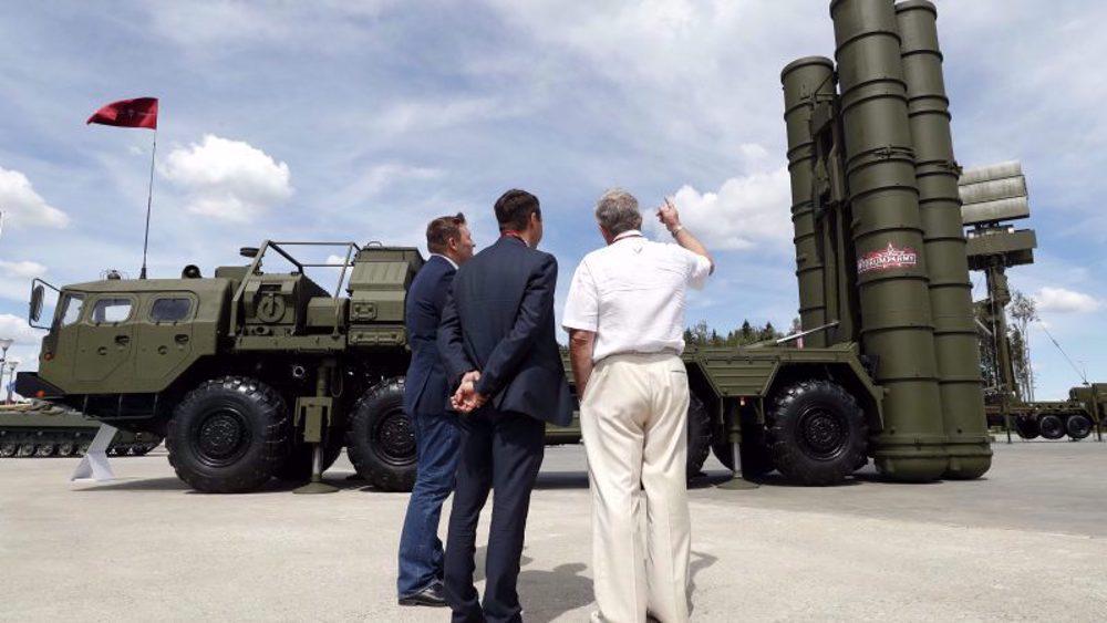 Russia tests Crimea air defenses, as NATO, Ukraine kick off drills nearby