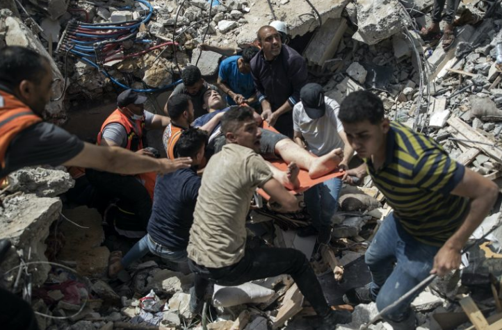 Two Palestinians injured in Israeli war on Gaza succumb to wounds