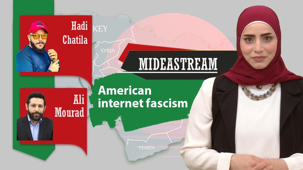 American internet fascism