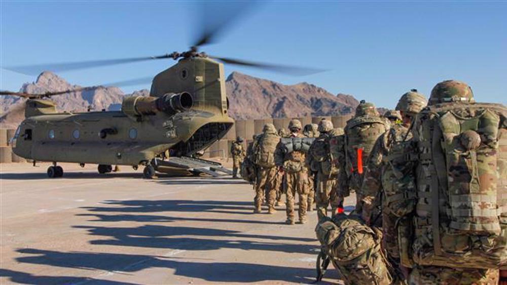 US signals may keep 1000 troops in Afghanistan