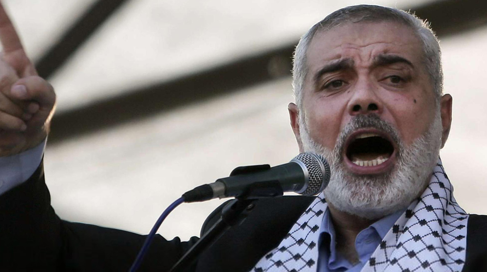 Resistance has many 'powerful cards' to play against Israel: Haniyeh