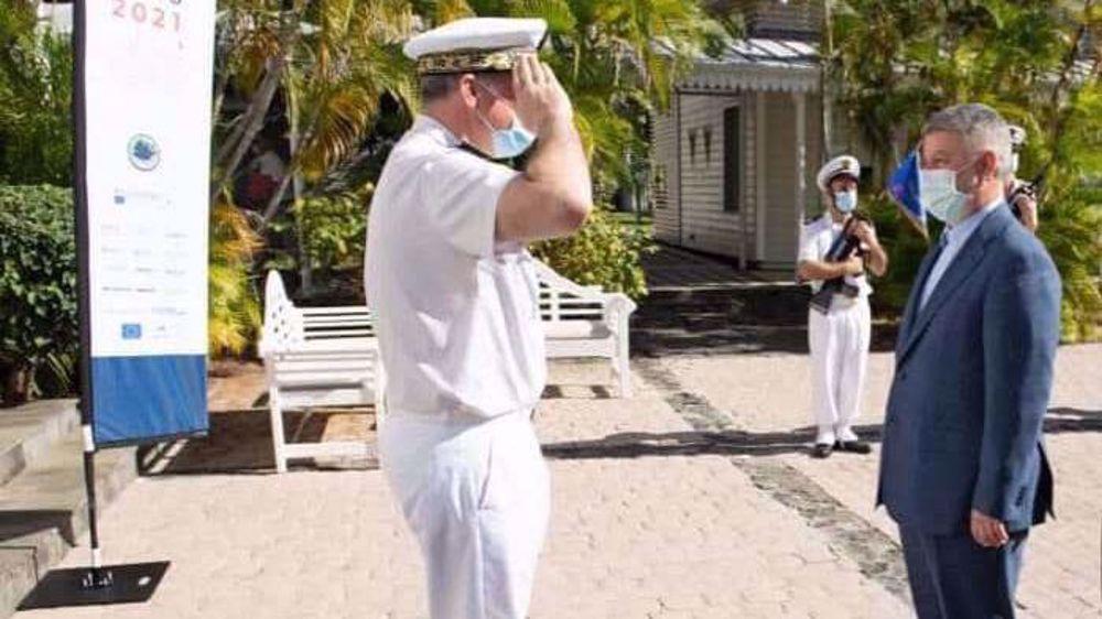 Iran: Marine française contre l'US Navy?