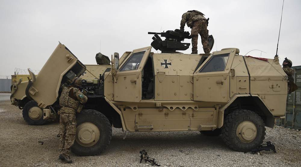 Germany completes troop pullout from Afghanistan, US mulls keeping 1,000