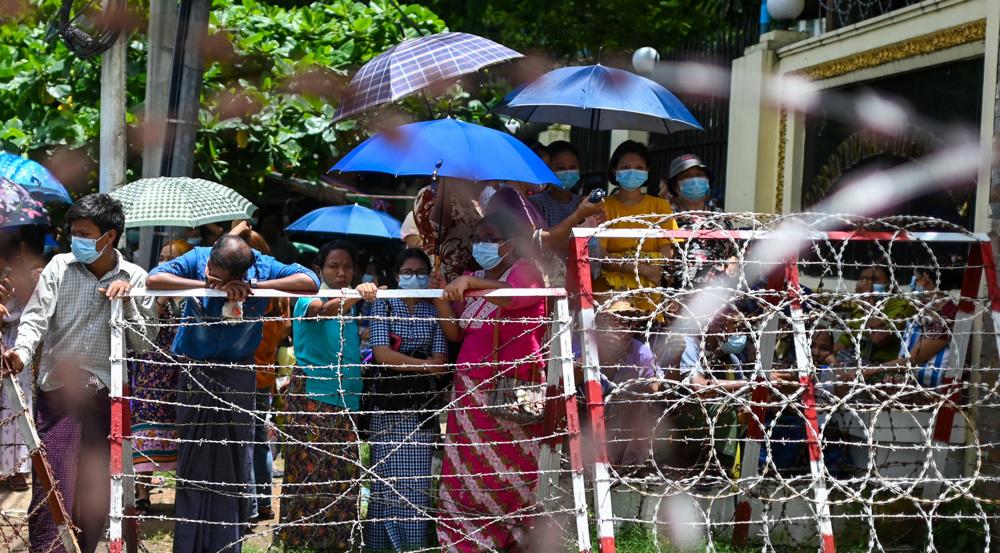 Myanmar junta frees 700 prisoners, drops charges against 24 celebrities