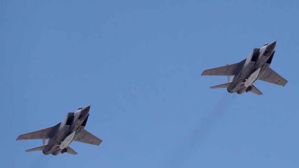 Russia scrambles fighter jet to intercept US military plane