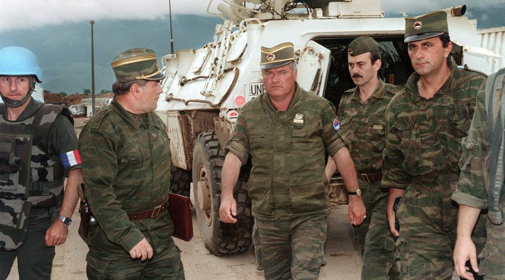 'Butcher of Bosnia' faces final verdict for genocide, war crimes at The Hague