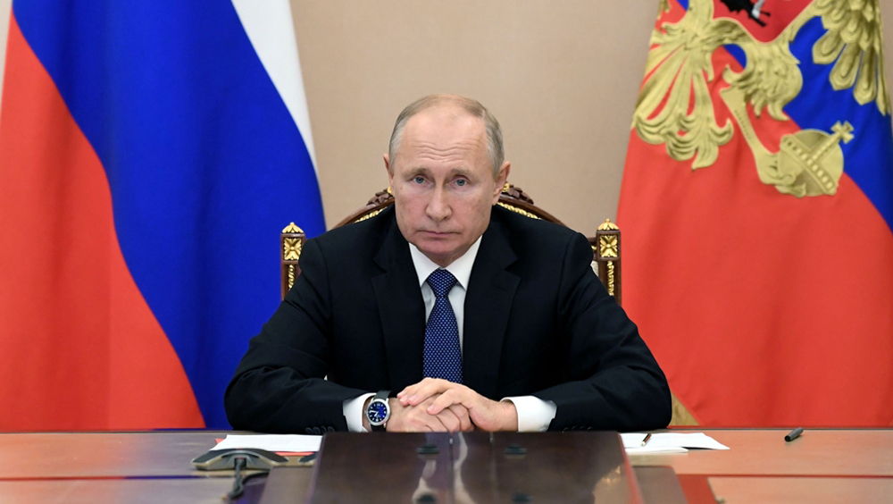 Putin signs Russian withdrawal from Open Skies Treaty after US exit