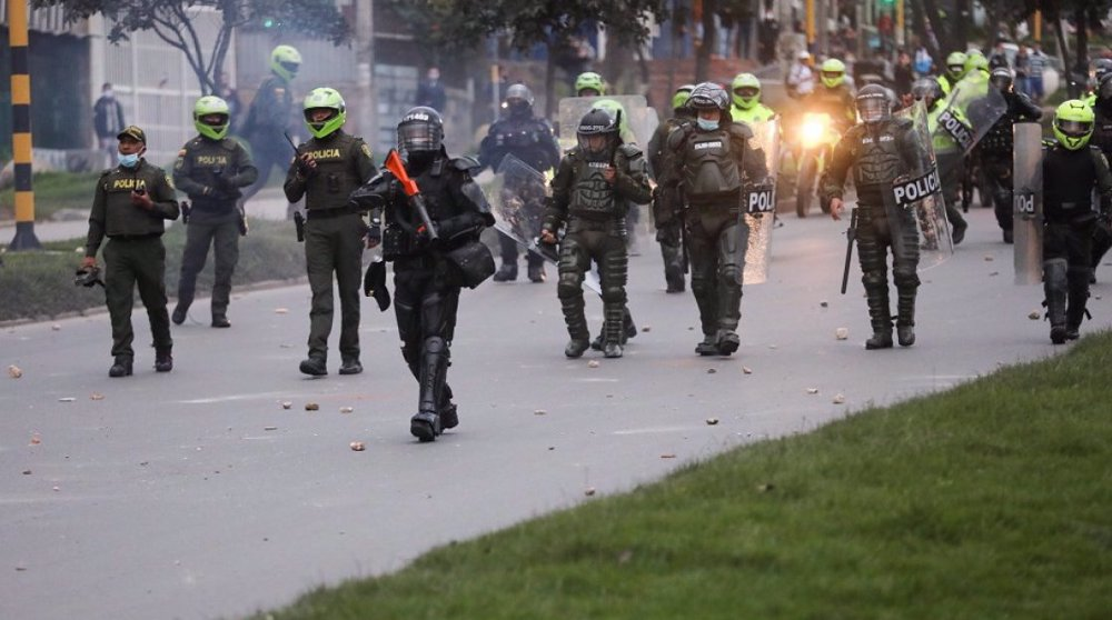 Colombian president vows police 'modernization' amid global censure of brutal tactics