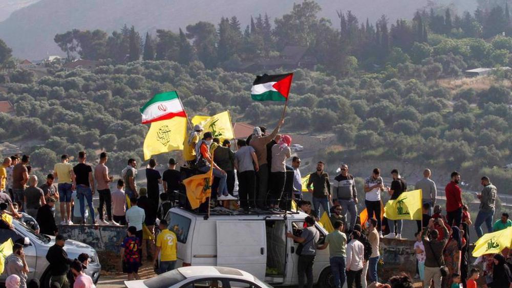 Hezbollah official warns Israeli regime of 'fire of hell'