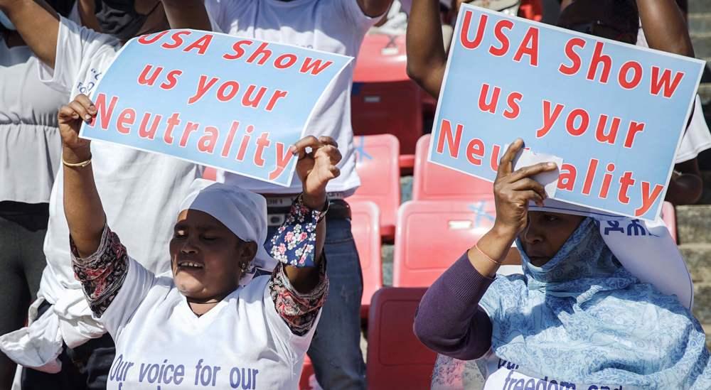 In letter to UN, Eritrea accuses US of destabilizing Ethiopia's Tigray region