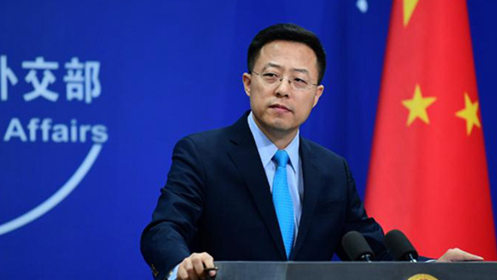 Beijing warns US against trade deal with Chinese Taipei
