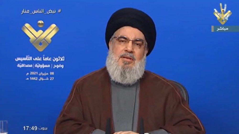 Nasrallah: We will eventually hold prayers at al-Aqsa Mosque
