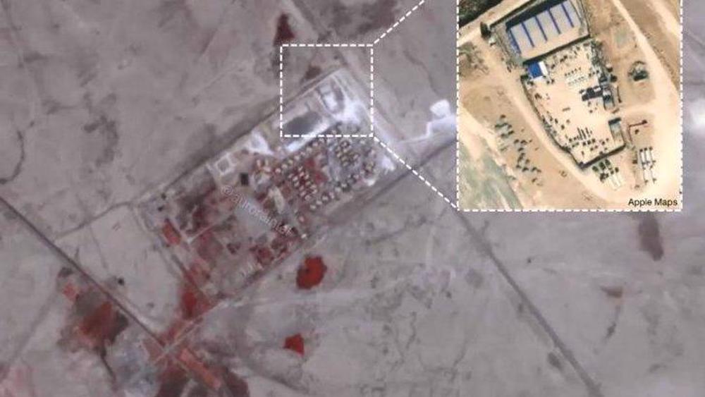 Syrie : F-16/Apach US... ratatinés!