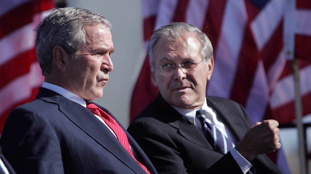 'Cheerleader for torture and abuse': US reacts to ex-Pentagon chief Rumsfeld's death