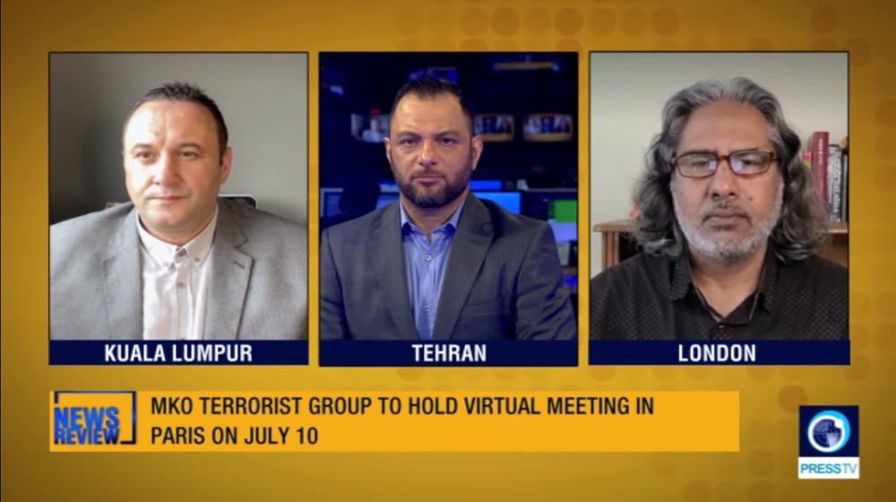 Israel uses MKO terror group to impair Iran's security, frustrate its support for Palestine: Albanian historian