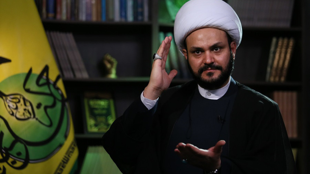 Resistance to celebrate Iraq's liberation on corpses of American soldiers: Iraq's Harakat al-Nujaba