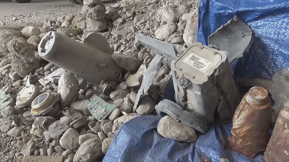 Yemenis extract another US bomb in capital Sana'a