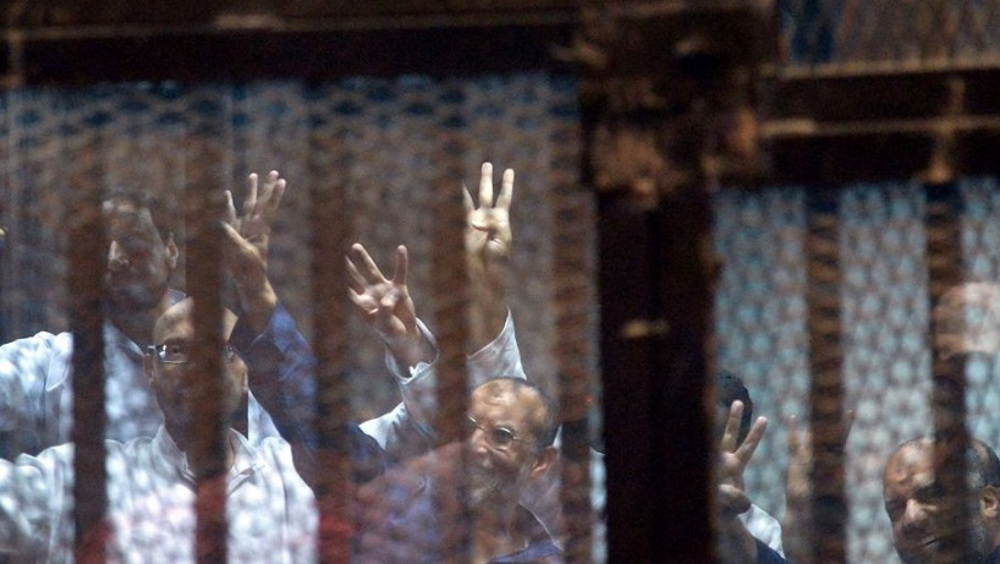 Egypt top court upholds life sentences for Muslim Brotherhood figures