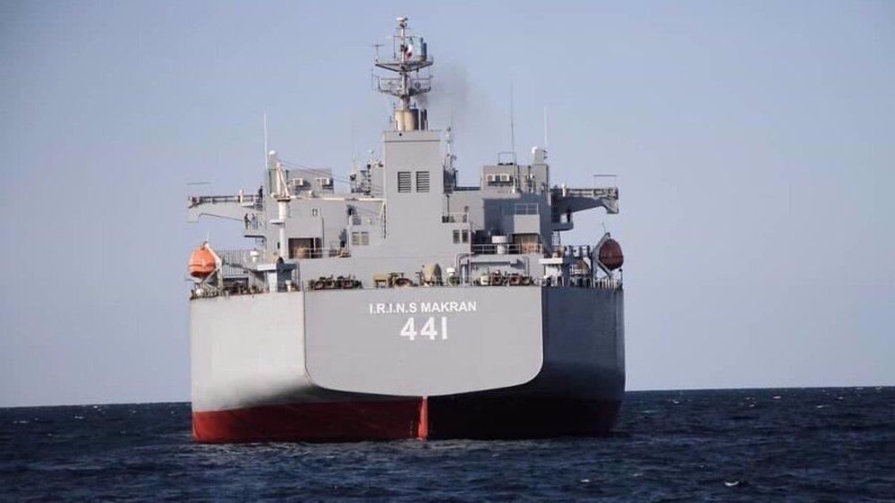 US terrified by Iran's presence in Atlantic Ocean: Navy chief