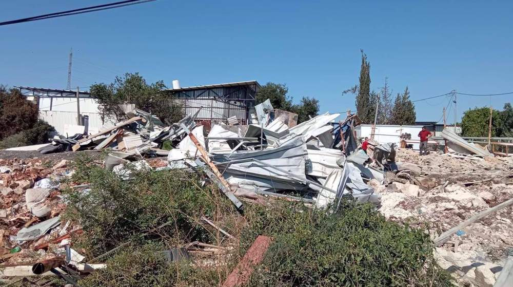 In Jordan Valley, Israel goes on with demolition of Palestinian property