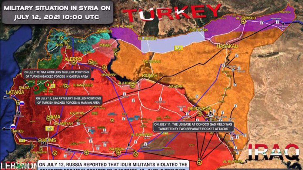 Syrie: USA à bout de souffle?