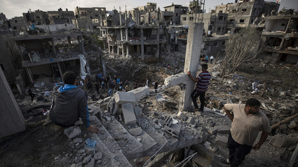 Rights group: Israel's siege of Gaza could trigger another conflict