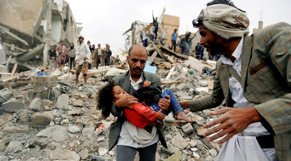 'Saudi war on Yemen caused more than 43,000 civilians casualties'