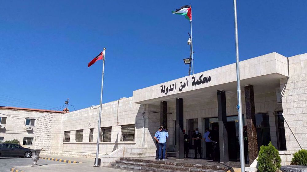 Two top Jordanian officials handed 15-year jail terms over 'coup' bid