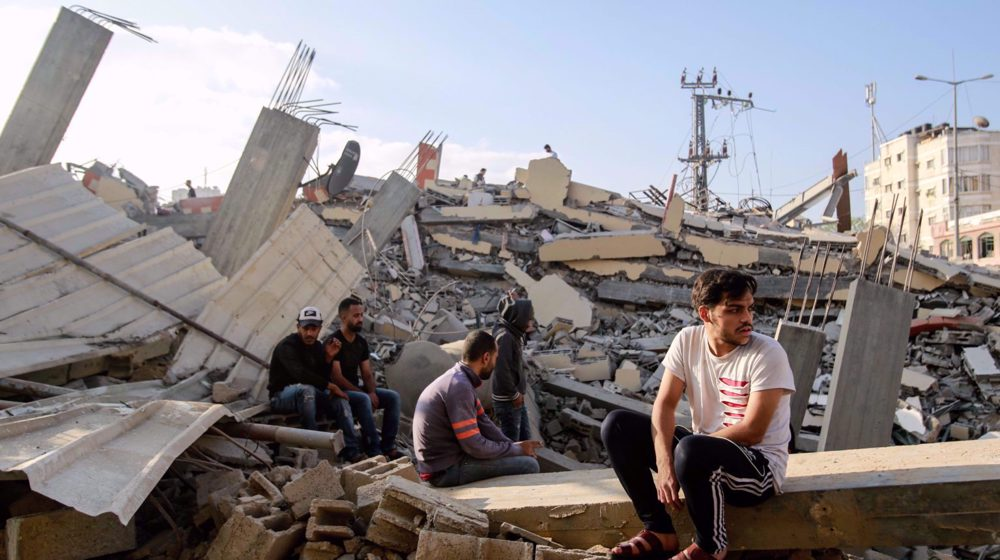 Official: Gaza suffered $479mn in losses during latest Israeli aggression