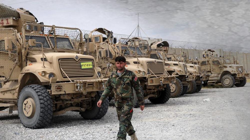 Step inside Afghanistan's Bagram airbase after US left