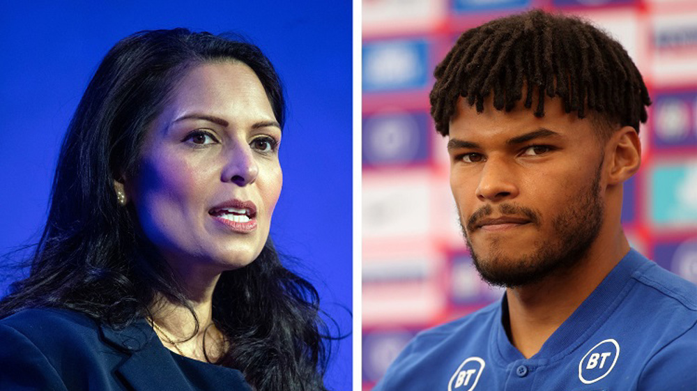 England Footballer Tyrone Mings accuses Patel of stoking 'fire' of racism