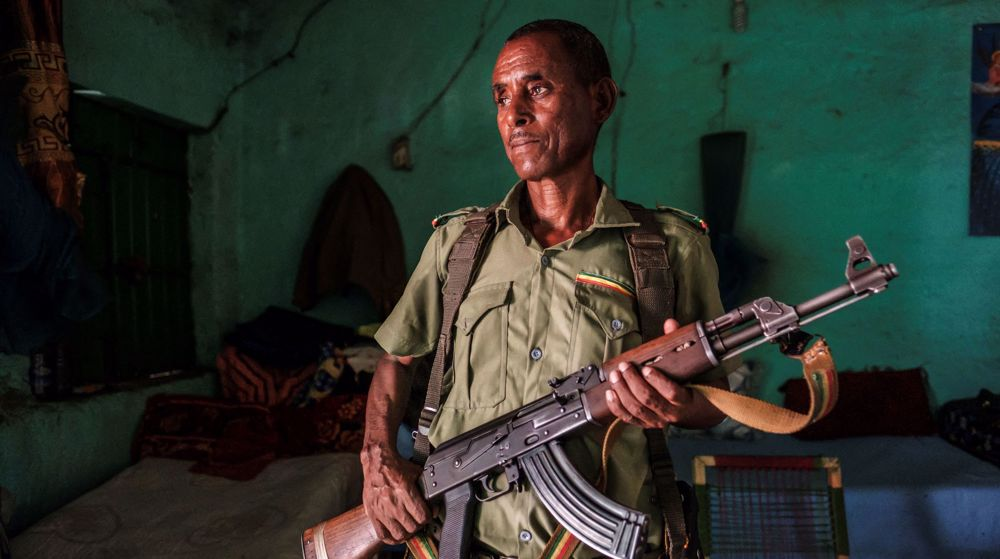 Rebels in Ethiopia's Tigray say have made more advancements