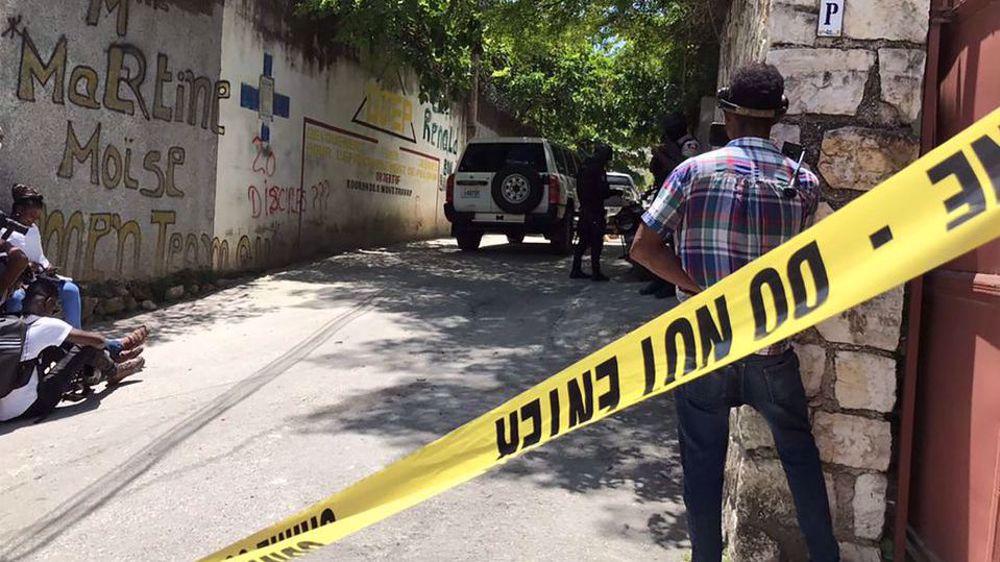 Former FBI informants among suspects in assassination of Haiti president