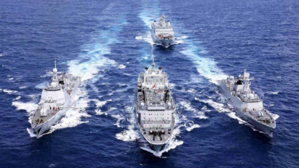 Russie/Iran/Algérie: l'alliance navale?
