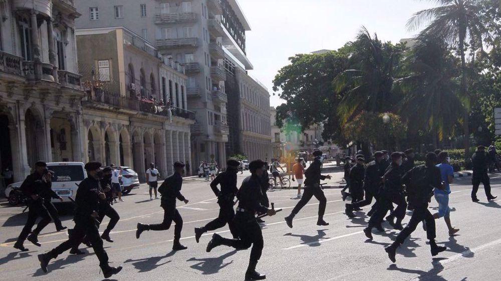 Cuba denounces US manipulation amid recent unrest